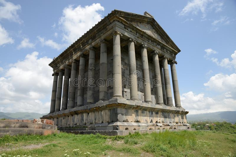 Download Temple Garni, Armenia stock photo. Image of religion - 35971632