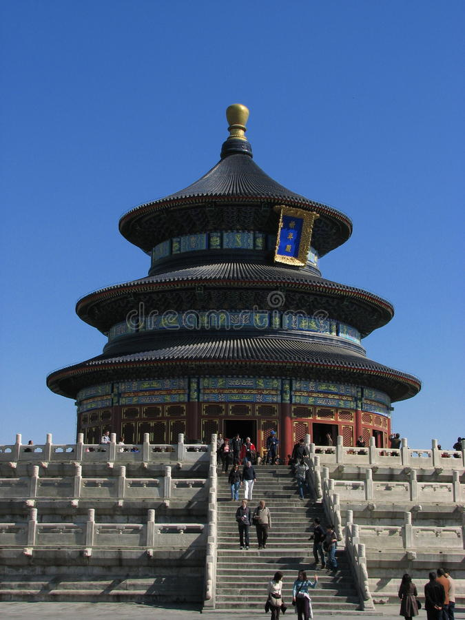 Download Temple Of Heaven Editorial Stock Image - Image: 21545064