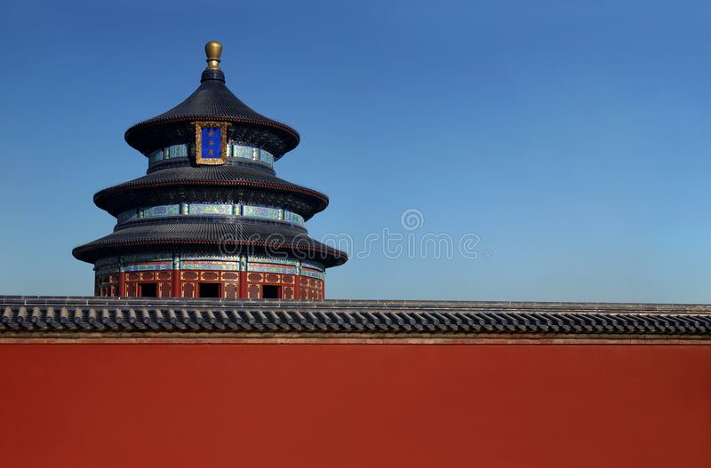 Download The Temple of Heaven stock image. Image of beijing, famous - 8089649