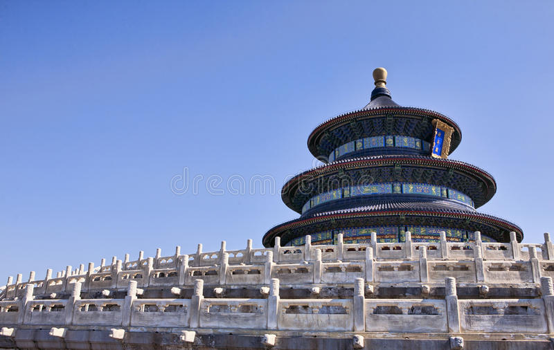 Download Temple Of Heaven In Beijing Royalty Free Stock Photo - Image: 22633305