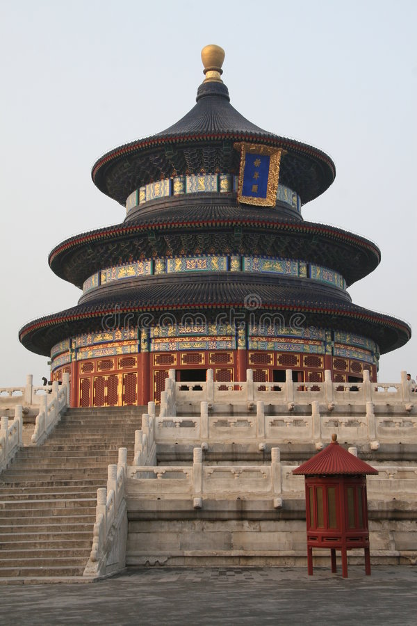 Download Temple of Heaven Beijing stock image. Image of olympic - 3230661