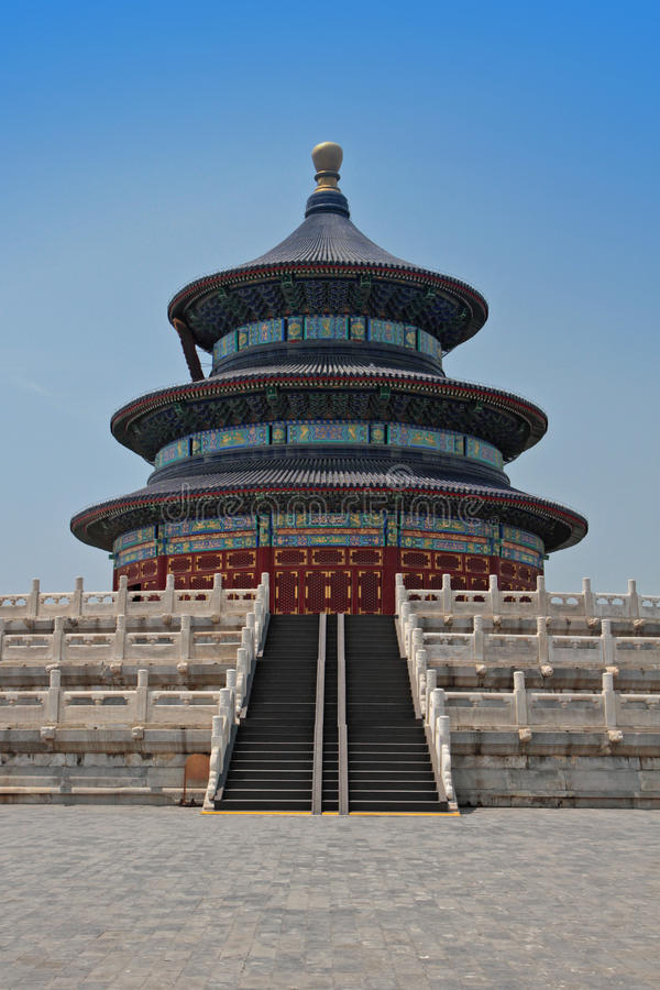 Download Temple of heaven stock image. Image of oriental, china - 65789029