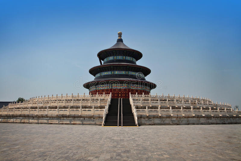 Download Temple of heaven stock photo. Image of pagoda, ancient - 65789176