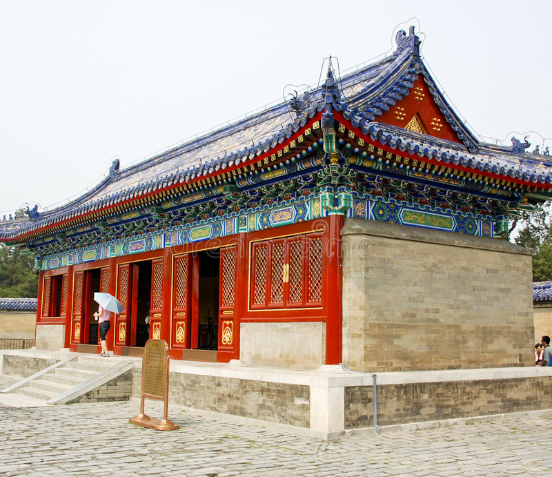 Download Temple Of Heaven Complex, China Royalty Free Stock Photos - Image: 5742308