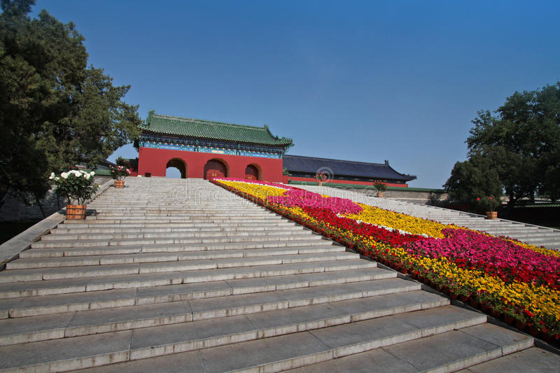 Download Temple of heaven stock photo. Image of history, entrance - 65789032