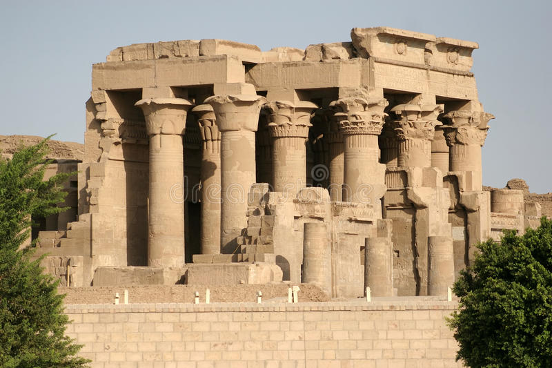 Download Temple Of Horus And Sobek In Kom-Ombo Stock Photo - Image: 12246826