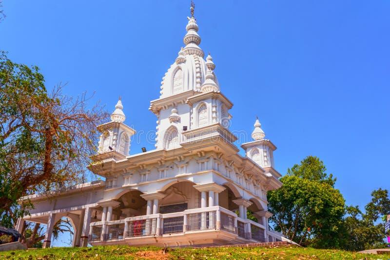 Temple indou de Lord Shiva de Jaleswar image libre de droits