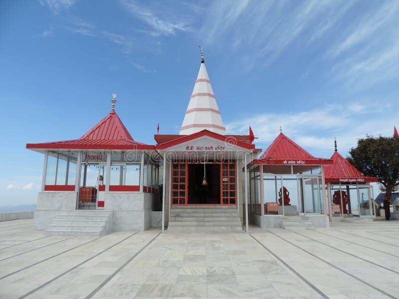 Temple indou indien photographie stock libre de droits