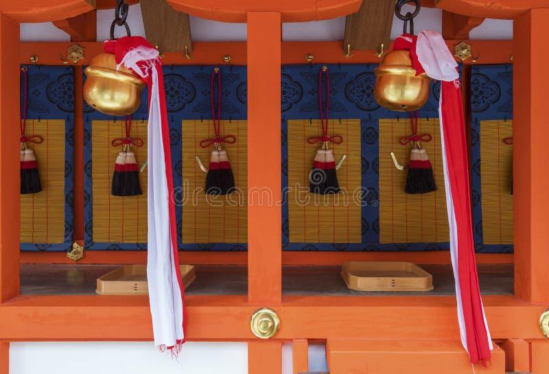 Temple japonais photo libre de droits