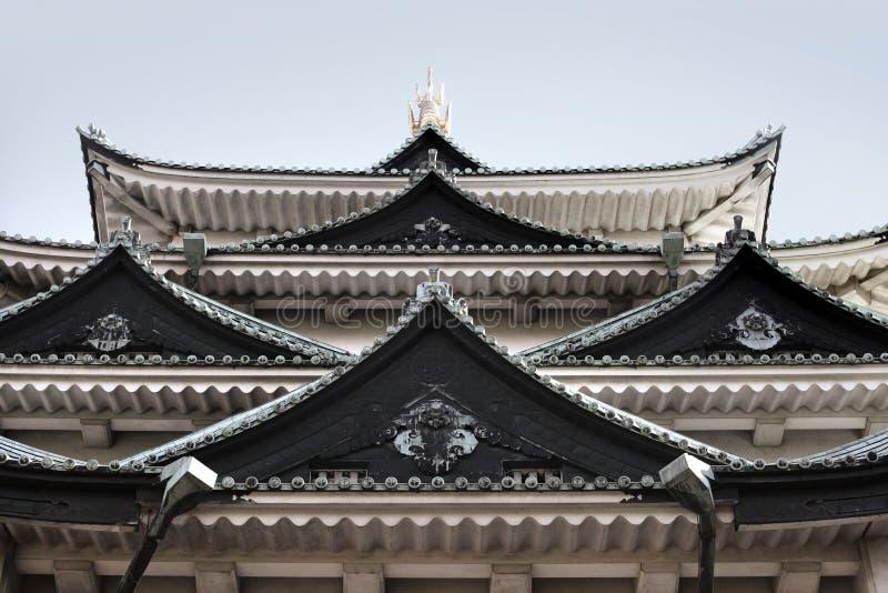 Temple japonais historique photographie stock libre de droits