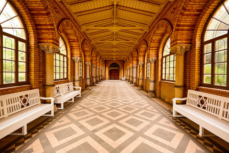 Temple juif à Berlin photos stock