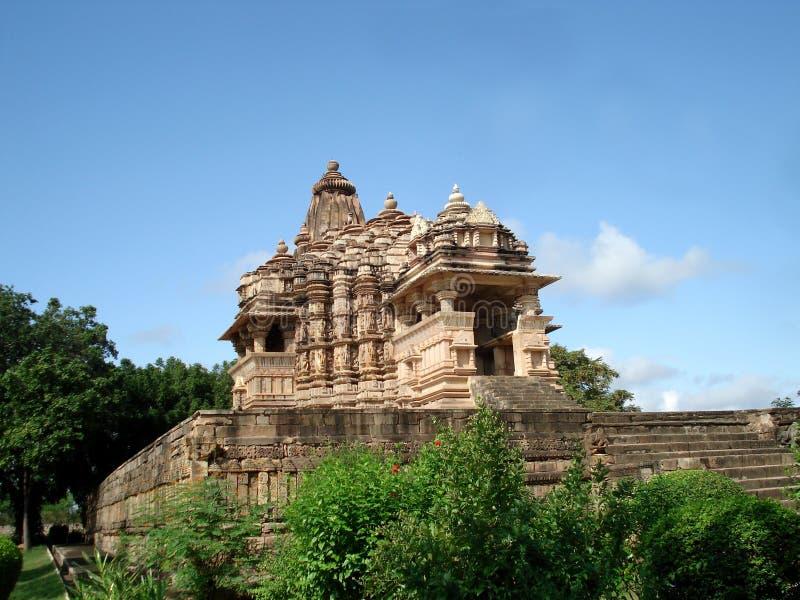 Download Temple at Khajuraho stock photo. Image of hindu, khajuraho - 13931200