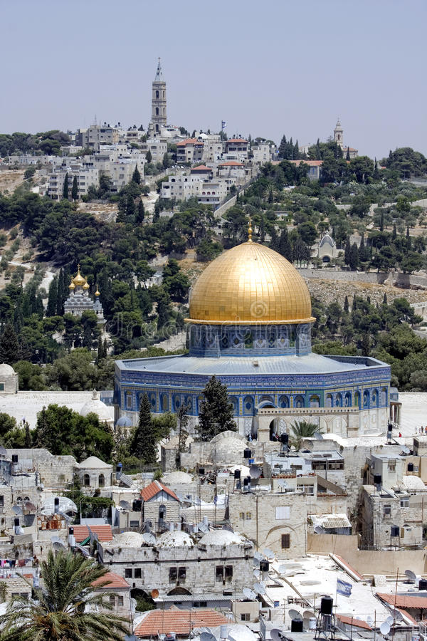 Free Temple Mount In Jerusalem Royalty Free Stock Photography - 15436207