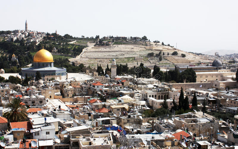 Download Temple Mount, Jerusalem stock photo. Image of mosque - 13452704