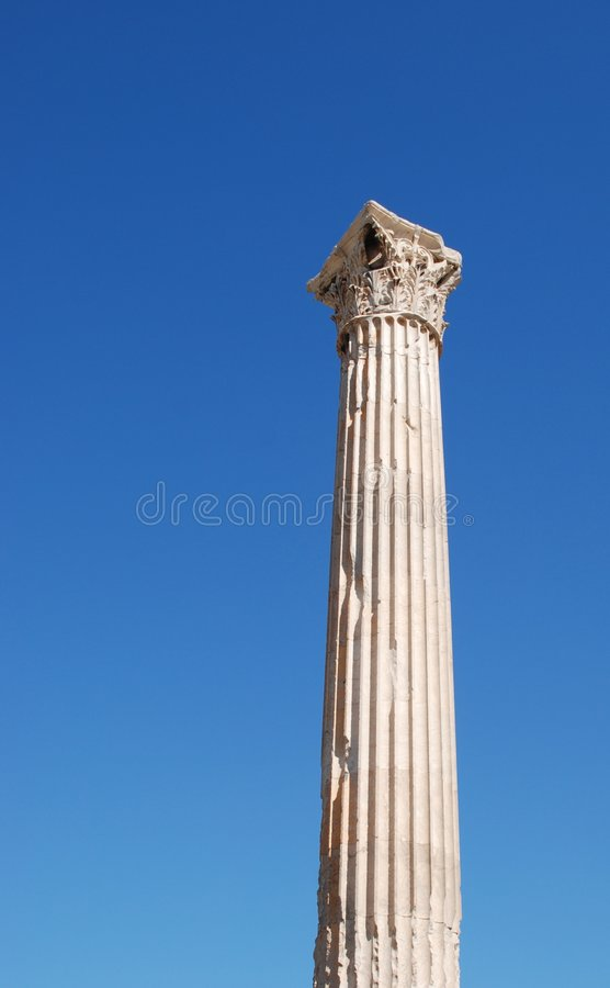Download The Temple Of Olympian Zeus Stock Photo - Image of corinthians, athens: 9322738