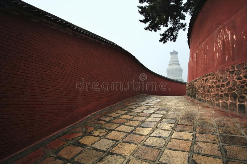 Download Temple passage stock image. Image of building, roof, shan - 21344653