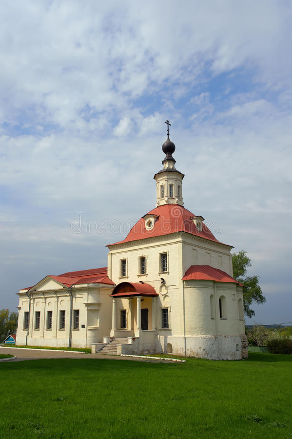 Download Temple of the Resurrection stock image. Image of kolomna - 24702153