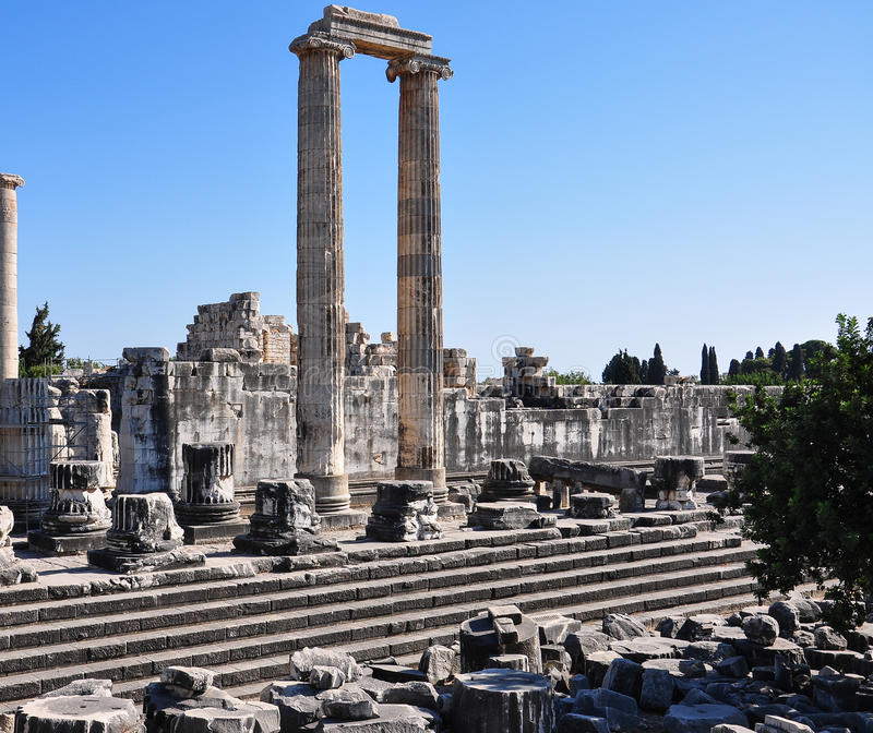 Download Temple Ruins stock image. Image of historical, texture - 33514851