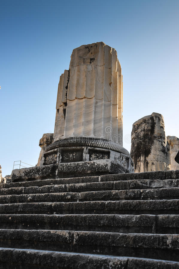Download Temple Ruins stock photo. Image of ancient, background - 33515352