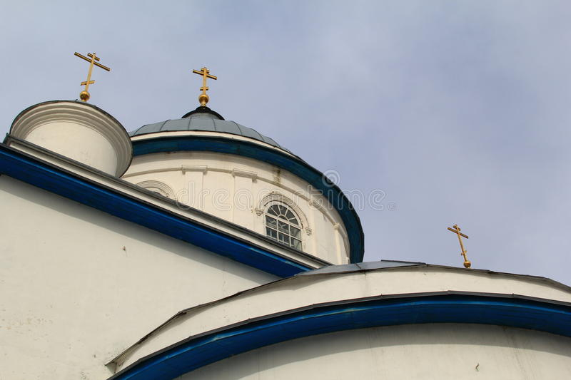 Temple Russia church royalty free stock images