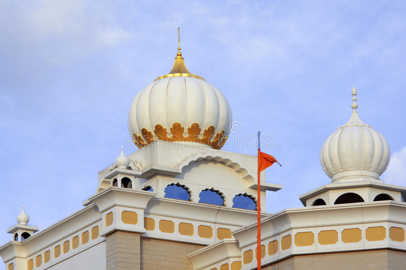 Temple sikh images stock