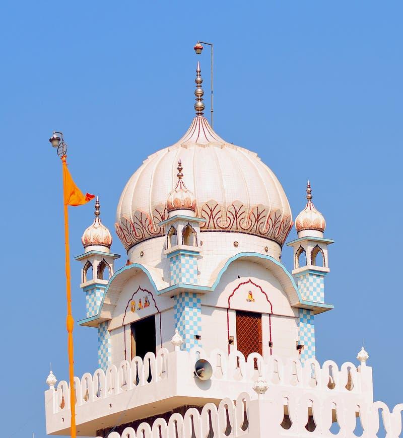 temple sikh photographie stock libre de droits