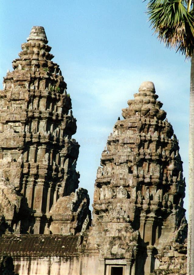 Temple spire