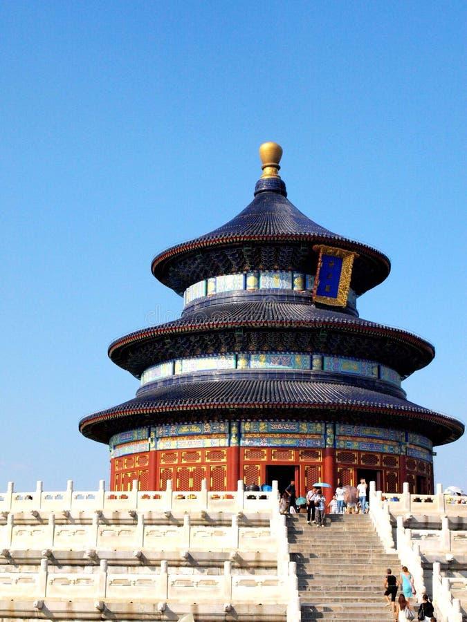 Temple of Sun в Пекине стоковое изображение rf