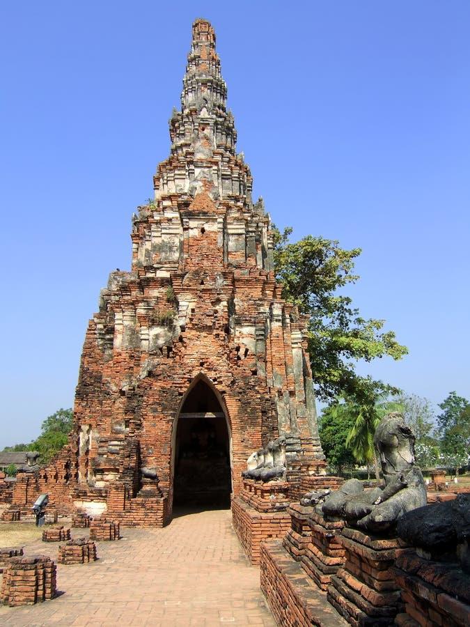 Temple thaï photos stock