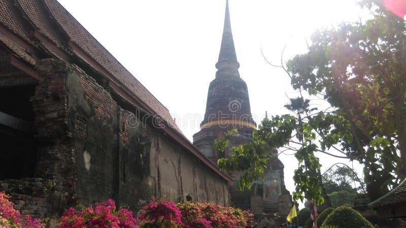 Temple thaï images stock