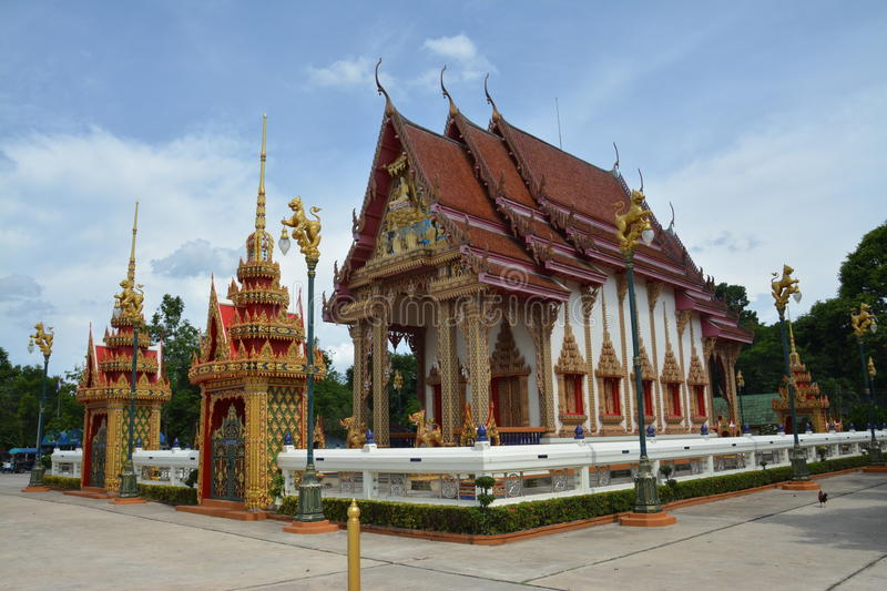 Temple in thailand stock photos