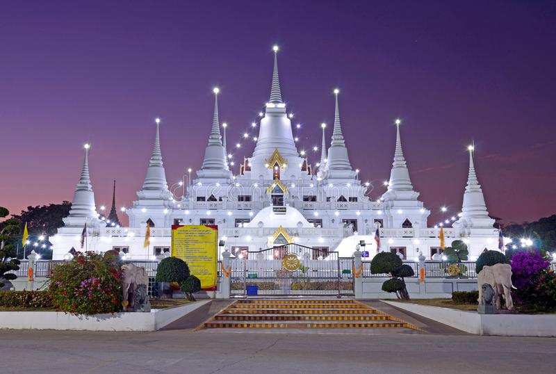 Temple Wat Asokaram image libre de droits