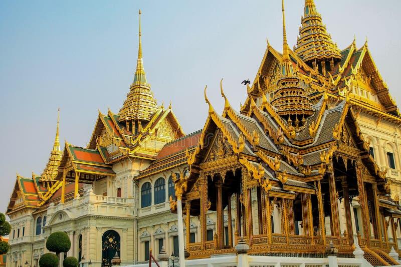 Temple Wat Phra Kaew images stock