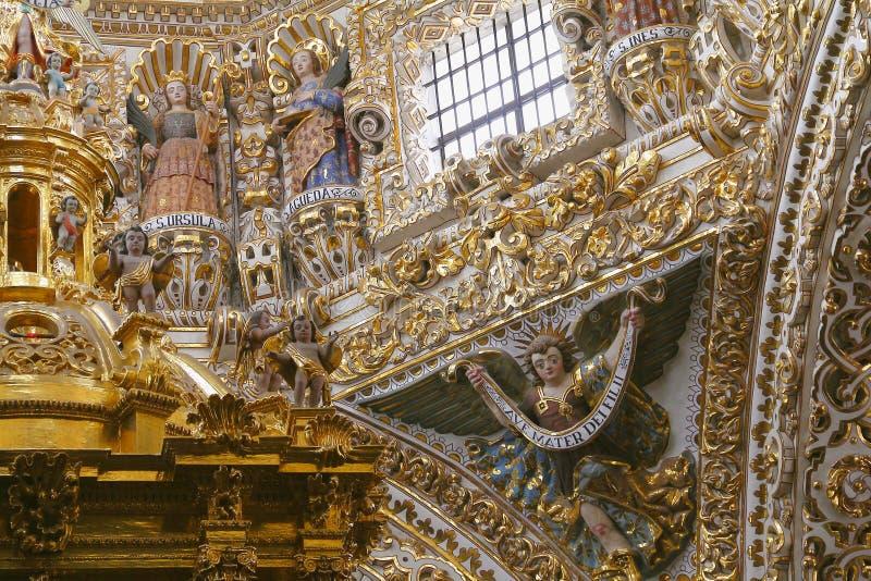 Temple XVI de Saint-Domingue images stock