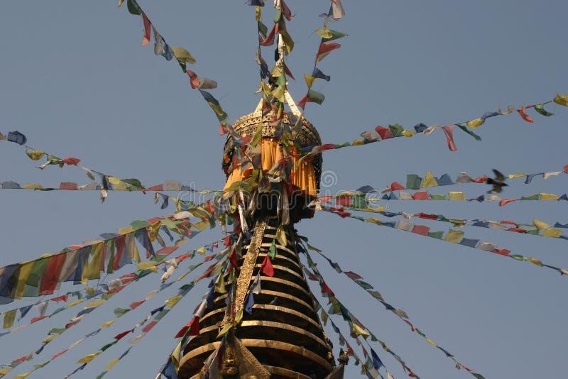 Temples de Patan image libre de droits