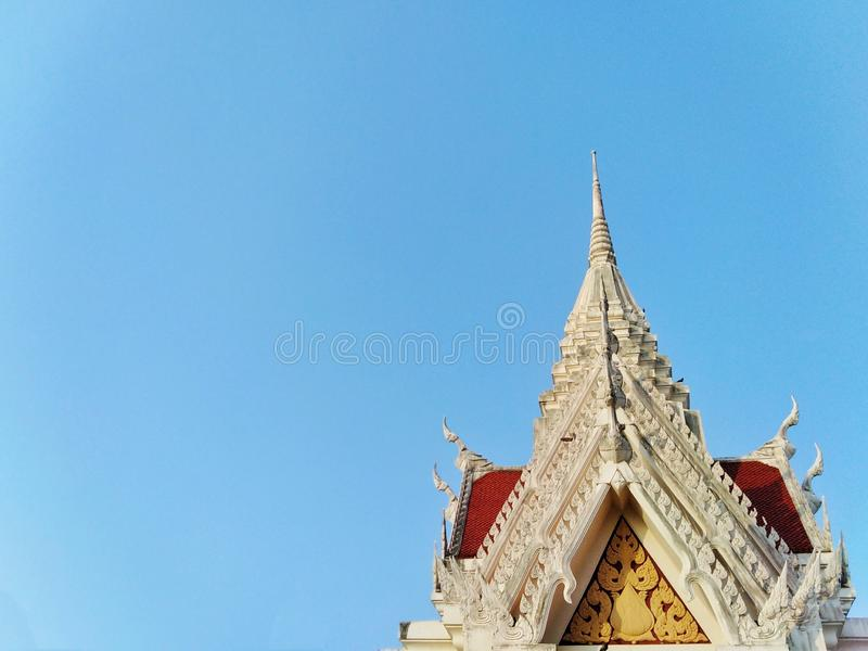 Temples, places of dignity, religion, attractions, archaeological sites stock photo
