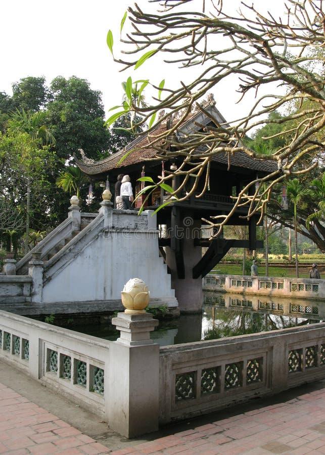 Templo único en el mundo fotos de archivo