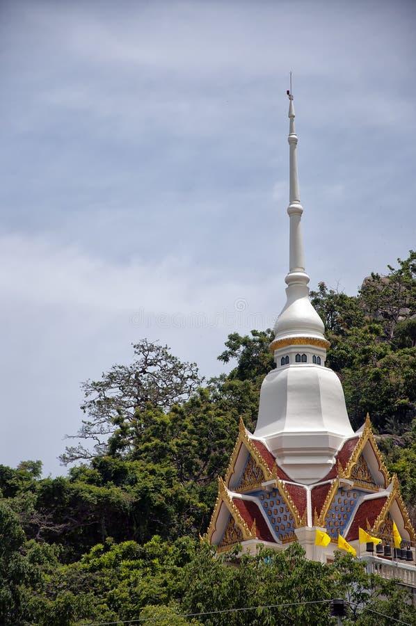 Templo 18 de Hua Hin imagens de stock royalty free