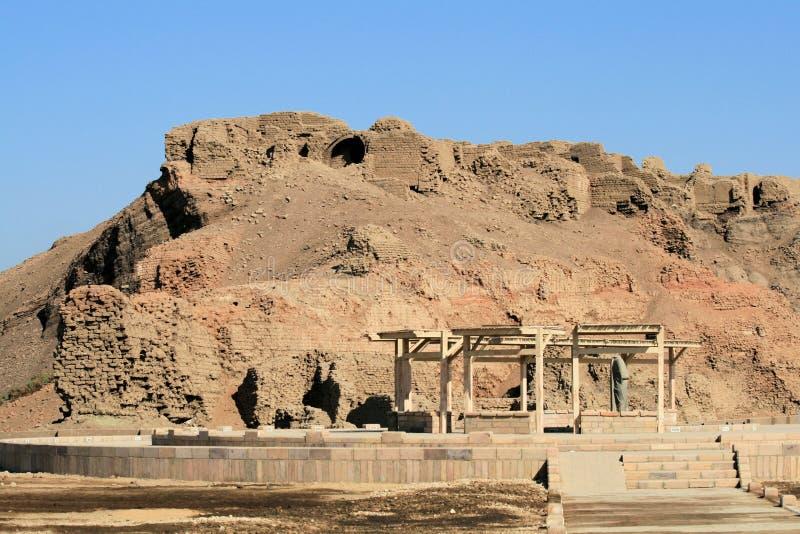 Templo 3 de Edfu fotografía de archivo