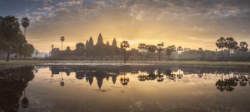 Templo Angkor complejo Wat Siem Reap, Camboya imagenes de archivo