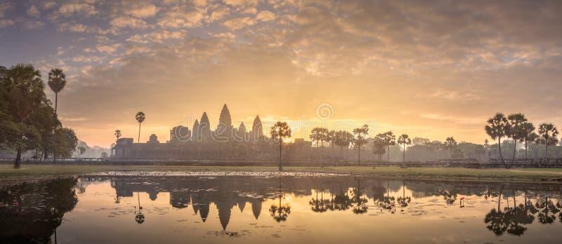 Templo Angkor complejo Wat Siem Reap, Camboya fotografía de archivo libre de regalías