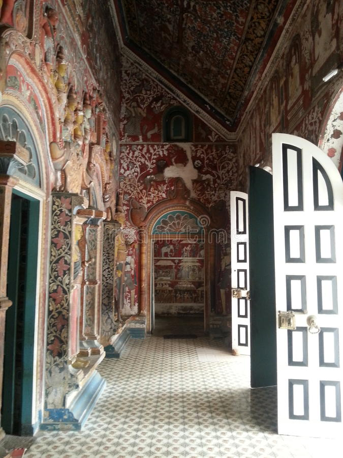 templo art imagem de stock royalty free