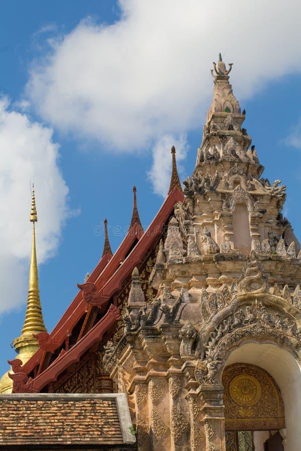 templo art fotografia de stock royalty free