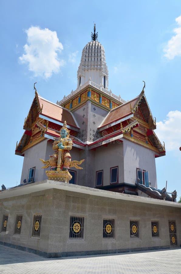 Templo Ayutthaya de Putthaisawan, Tailândia fotos de stock