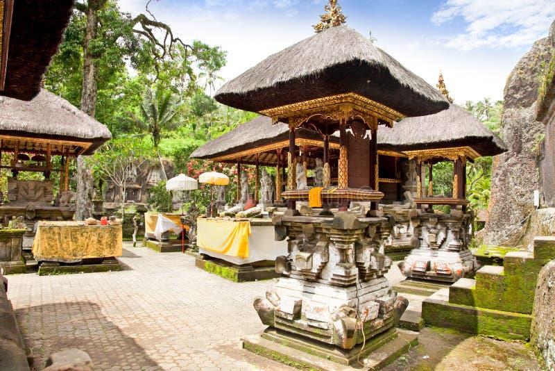 Templo Bali, Indonesia de Gunung Kawi fotos de archivo