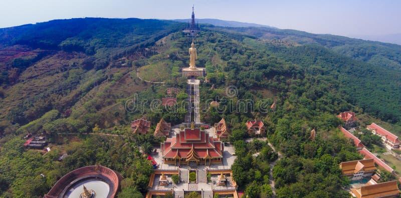 Templo budista grande de China Yunnan imagen de archivo
