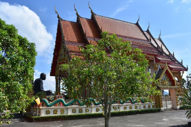 Templo budista tailandia imagen de archivo