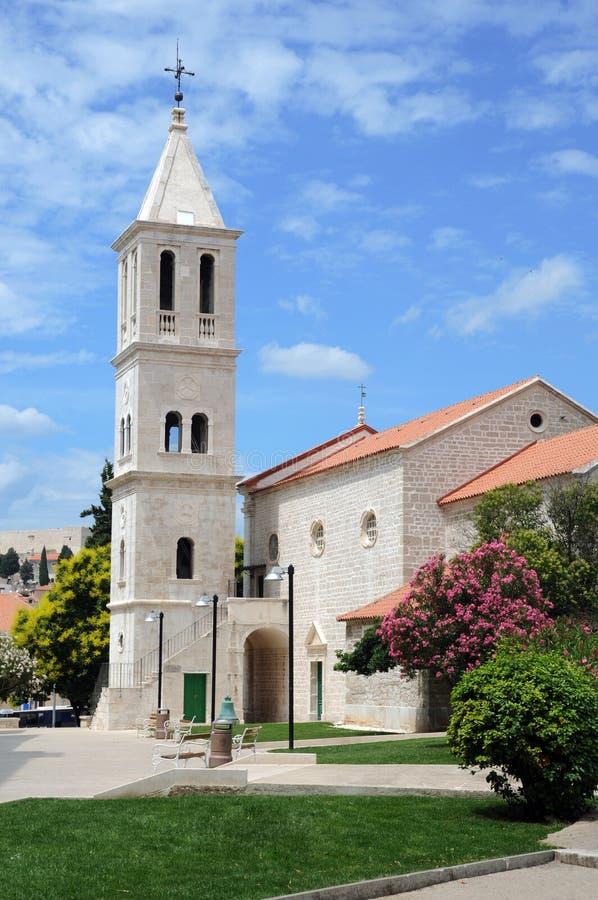 Templo católico. fotos de archivo libres de regalías