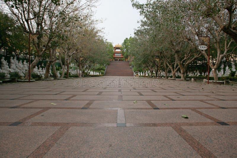 Templo da Buda de Taiwan fotos de stock