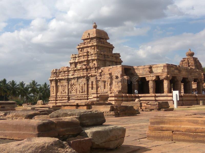 Templo da história da herança fotografia de stock